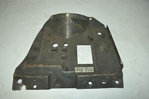 Nos Mopar 1942 Dodge D22 Left Radiator Shell Side Shield Plate Cover Body Panel