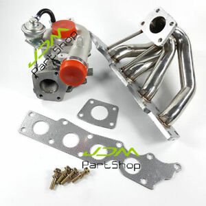 For Mazda Mazdaspeed 3 6 2 3lturbo Manifold Header K0422 882 Turbo 5 Bolt Flange