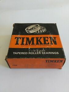 Timken 759 Tapered Roller Bearing Cone New Old Stock Free Shipping