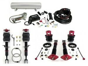 Complete Air Suspension System W Air Lift 3p 27687 Kit Fits 2003 08 Nissan 350z