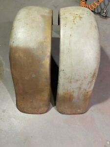 1930 1931 Original Model A Ford Steel Fenders Coupe Roadster