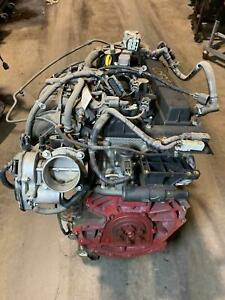 2014 Ford Fusion 2 5l Engine Motor Assembly Vin 7 Miles 18902 Run Tested