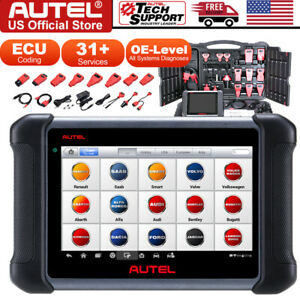 Autel Maxisys Ms906 Pro Obd2 Eobd Car Diagnostic Scanner Tool Key Coding Tpms