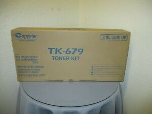 Copystar Cs 2540 3040 2560 3060 300i Tk 679 Toner Kit New 1t02h00cs0