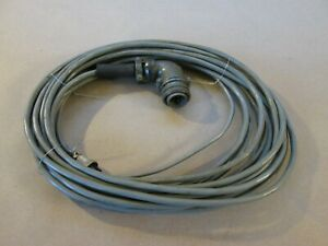 Tsudakoma Rotary Table Interface Cable Used