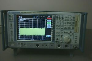 Rohde Schwarz Fsem30 Spectrum Analyzer Loaded 20hz 26 5ghz Calibrated Warranty