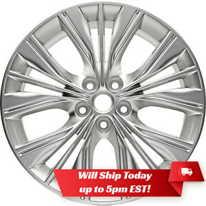 New 20 Replacement Alloy Wheel Rim For 2014 2019 Chevy Impala 5615