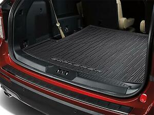 Genuine Ford Explorer Trunk Mat Cargo Protector Black 2020 Ford Explorer