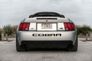 2003 2004 Ford Mustang Cobra Svt Carters Customs Rear Diffuser Made In Usa New