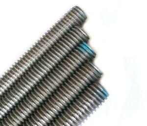 Stainless Steel Threaded Rod 3 4 10 X 3 Ft Long 18 8 Stainless