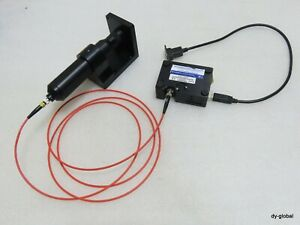 Ocean Optics Miniature Spectrometer Used Usb4000 vis nir Ft600emt Opt i 409 2a21