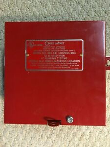 Red Jacket Pump Control Box 880 041
