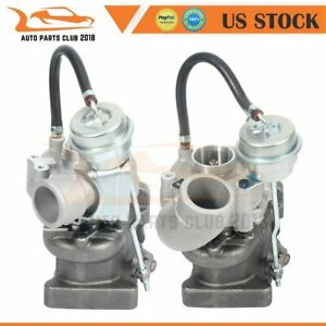 Twin Turbo Charger For Audi S4 A6 Allroad 2 7t K03 16 K03 17 Rs4 078145701s