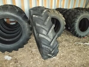 Two 14 9 30 R1 New Tractor Tires 10 Ply