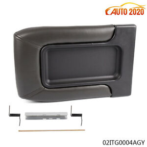 Center Console Lid Arm Rest Latch Oe Gm Part 19127364 For 99 07 Chevy Silverado