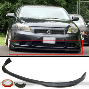 For 05 10 Tc Urethane Cs Style Pu Front Bumper Lip Spoiler Body Kit Add On
