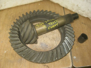 12 Bolt Chevy 4 56 Gmc Ring Pinion 3 Series Thick 4 56 Truck 4x4 2wd 1500 C10