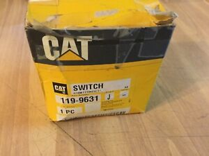 Genuine Caterpillar Switch 119 9631
