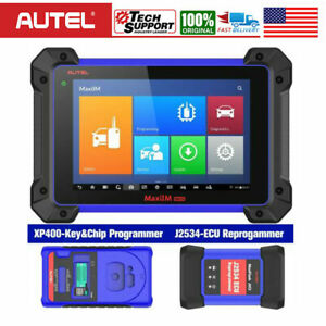 2020new Autel Im608 Professional Immo Key Programming Auto Diagnostic Scan Tool
