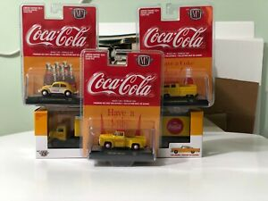 Coca Cola Collectables  - VW car  truck  double cab  pickup. 1 of 9600