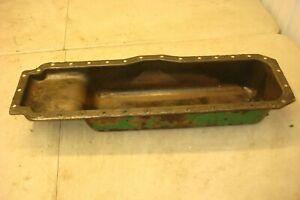 1953 Oliver 77 Tractor Engine Oil Pan