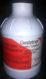 2182316d Genine Geststner 2316 2316z 2318z Copier Developer Aka 2960506 New In B
