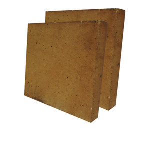 30 Alumina Refractory Fire Brick Kit 2426 f Of 2 Replacements 12 X 12 X 2