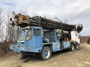 1978 Chicago pneumatic Model 650 S s Drill Rig Reichdrill Water Well Drilling