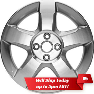 New 16 Replacement Alloy Wheel Rim For 2005 2010 Chevy Cobalt Pontiac G5 7044