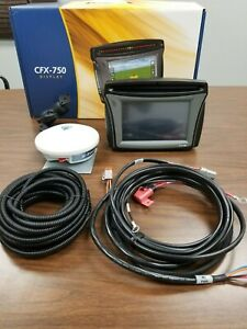 Trimble Cfx 750 Display With Ag 25 Antenna Brand New Fast Shipping