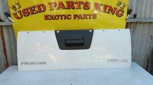2005 2012 Nissan Frontier Tailgate Liftgate Oem