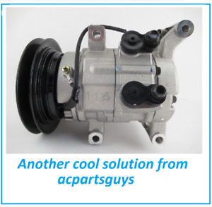 New Ac Compressor Direct Fit Replacement For Toyota 88310 0k130 10s11c