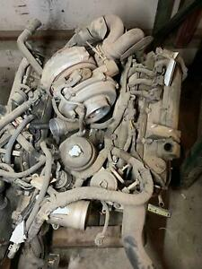 2004 F250 6 0l Turbo Diesel Engine Motor Vin P From 09 23 03 Tested Miles 199799