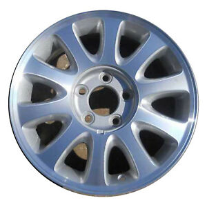 Factory 16 Alloy Wheel For A 2001 2002 2003 Chrysler Town Country