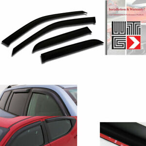 Aag 4pcs Window Deflector Visor Sun Rain Guard Fit 2006 2013 Chevrolet Impala