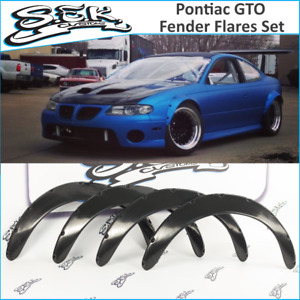 Pontiac Gto Fender Flares Set Pontiac Gto 2002 2006 Wheel Arches Wide Body 3 5