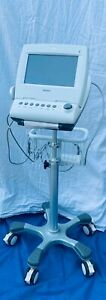 Edan F6 Fetal Maternal Monitor With Accessories And Stand