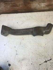 1930 S Chevrolet Exhaust Heater Casting