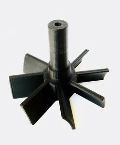 Small Octa Chip Fan Cnc 750 Shank Tera Innovations