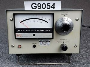 Keithley 414a Picoammeter