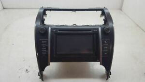 Audio Equipment Radio Display And Receiver Am fm cd Fits 12 Camry 638624
