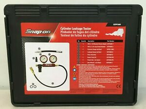 Snap on Eepv509 Cylinder Leakage Tester Brand New