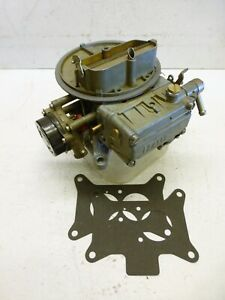 Holley 2300 Economaster 2 Barrel Carburetor 9035 Replacement For Ford 2100