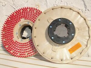 Malish 16 Pad lok Driver For 17 Machines With Riser And Np9200 Clutch Plate