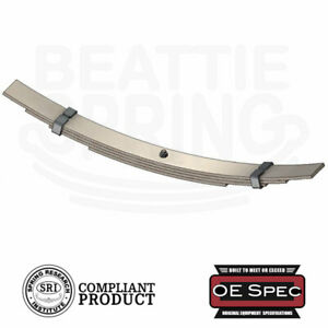 Rear Helper Leaf Spring For Ford F 350 Oe Spec Sri Compliant