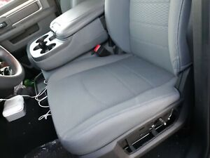 2013 2019 Dodge Ram 1500 2500 3500 Oem Front Rear Seats Skin And Console Cover