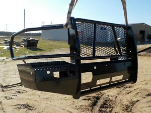 Ranch Hand Summit Front Bumper Fsd191bl1 Factory 2nd Dodge 2500 3500 2019 2020