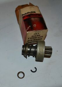 Automate Sd 175 Drive Kit C6vy 11350 A1 964 73 Ford Mercury Mustang V8 Nos