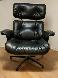 Vintage Eames Lounge Chair Style Plycraft Chair By George Mulhauser Mcm