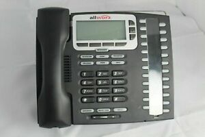 Lot Of 15 Allworx 9224 Ip phone No Stands